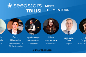 Seedstars Tbilisi 2018 to be held on May 29 in Tech Park